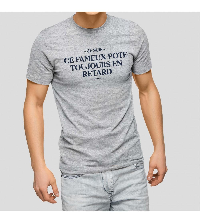 cherche tee shirt homme